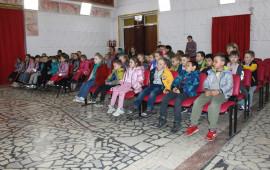 Творческая встреча воспитанников детского сада №1 и учащихся ДМШ им. Б.Гайсина.