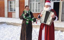 Новый год в Манеево