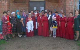 Встреча членов клуба «Аҡинәйҙәр»