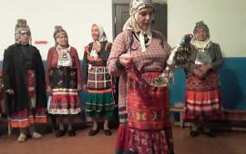 Фолк-драйв в Таштамакском СДК