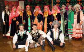 Республиканский праздник башкирского фольклора «Ашҡаҙар таңдары»