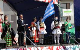 VI Всемирная фольклориада в Толбазах