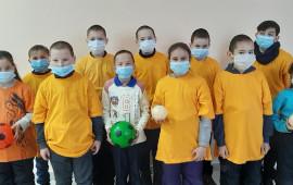 День футбола в Кшаниннском СДК