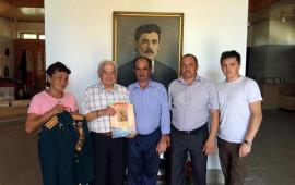 В музее Галимджана Ибрагимова состоялась встреча защитников Отечества