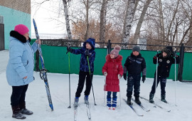 В зимних игр