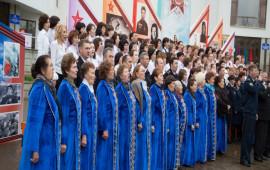 НАРОДНЫЙ ХОР «ВЕТЕРАН»  Центрального  районного Дворца культуры