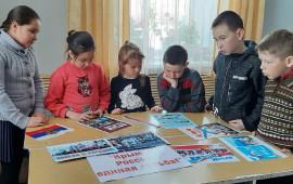 Час информации «Крымская весна»