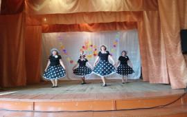 (6+)Танцевальная волна в Наумкино
