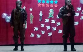 Конкурс для будущих защитников Отечества
