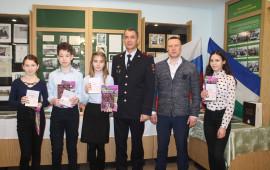 Юным аургазинцам вручили первые паспорта