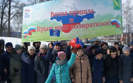 Это Крым, и по совести – это Россия!