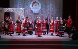 ЧУВАШСКИЙ НАРОДНЫЙ ФОЛЬКЛОРНЫЙ АНСАМБЛЬ «МЕРЧЕН»  Ташлыкульского сельского Дома культуры