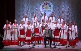 НАРОДНЫЙ ХОР ЧУВАШСКОЙ ПЕСНИ «БЕЛАЯ БЕРЕЗА»  Бишкаинского сельского Дома культуры