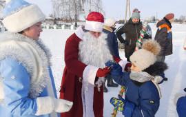 В гости с дедом Морозом