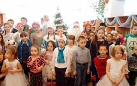 Новогоднее приключение Буратино