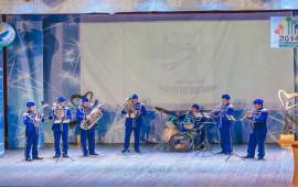 НАРОДНЫЙ ДУХОВОЙ ОРКЕСТР  Центрального районного Дворца культуры