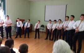 Концерт учащихся ДМШ
