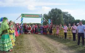 Республиканский праздник «Өршәк буйы уйындары» («Игры на реке Уршак»)