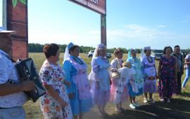 100-летний юбилей деревни Тюбяково