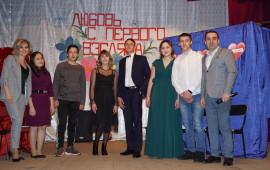 В Султанмуратовском СДК состоялась шоу-программа «Любовь с первого взгляда»