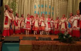 """(+6) """"Поющая деревня""""  в Ташлыкульском СДК"""