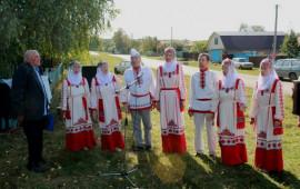 Праздник чувашской культуры в д.Каменка