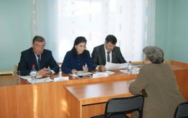 Район посетила министр культуры республики.